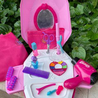 Bộ vali nghề nghiệp cho bé mẫu trang điểm