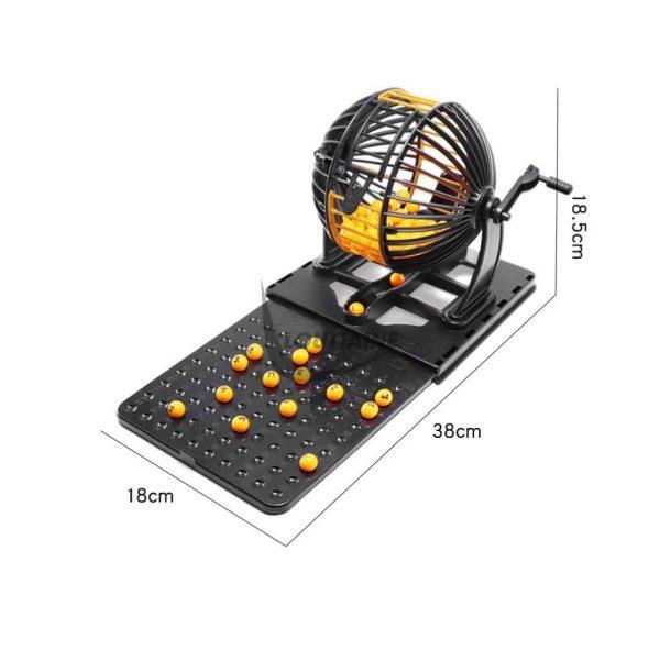 Bộ chơi Loto Bingo vui nhộn cho cả nhà