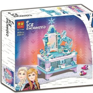 Bộ xếp hình Hộp trang sức của Elsa