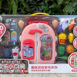 Mô hình tủ lạnh cực Cool cho bé