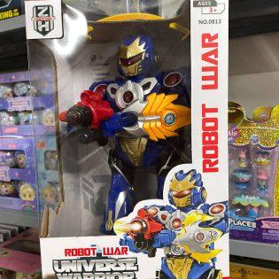 Đồ chơi mô hình Robot chiến đấu Vũ Trụ Universe Warrior
