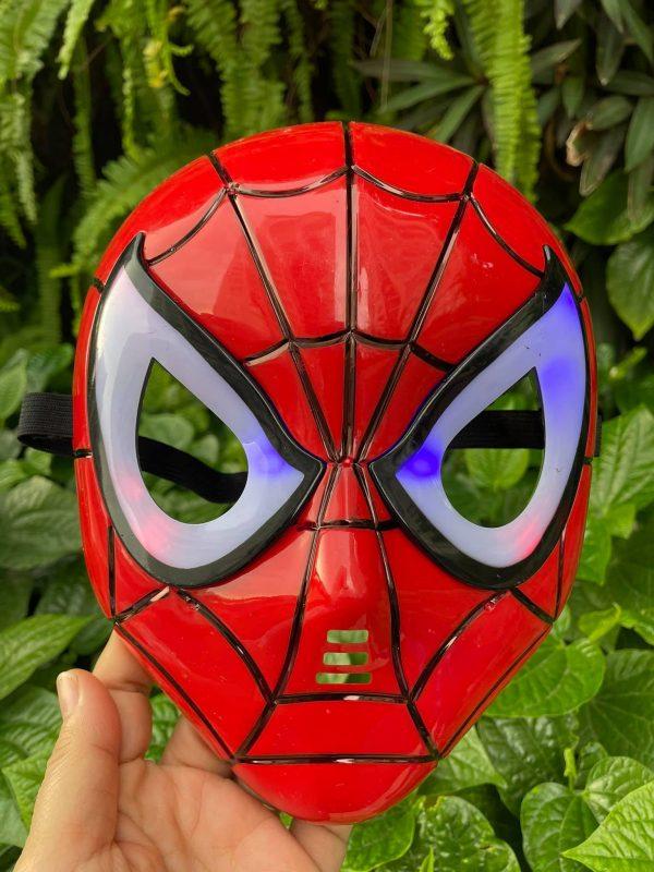 Bộ đồ chơi sưu tập nhân vật siêu anh hùng Avengers kèm mặt nạ