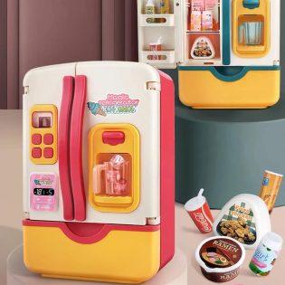 Mô hình tủ lạnh 2 cửa cho bé