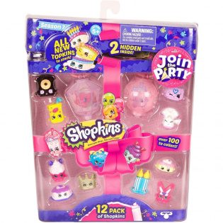 Hộp Shopkins season 7- Join the party
