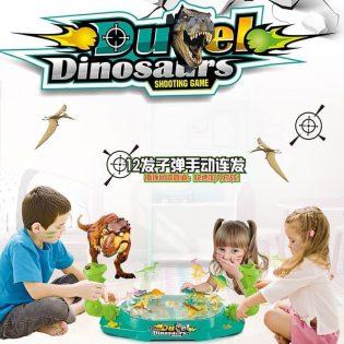 Bộ đồ chơi đấu trường khủng long