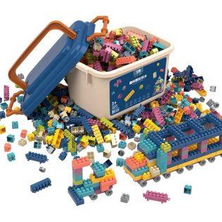 Hộp lắp ghép xếp hình Lego Funny Building Block