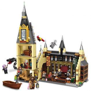 Bộ xếp hình Lâu đài phép thuật Hogwarts Great Hall