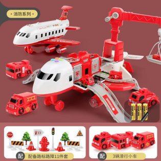 Đồ chơi mô hình máy bay biến hình 2 trong 1